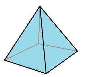pirámide de base cuadrada caracter 237 sticas de una pir 193 mide tipos de pir 193 mide