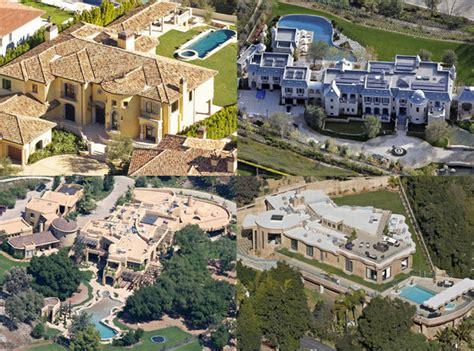 celebrity mansions 32 incredible celebrity mega mansions selena gomez