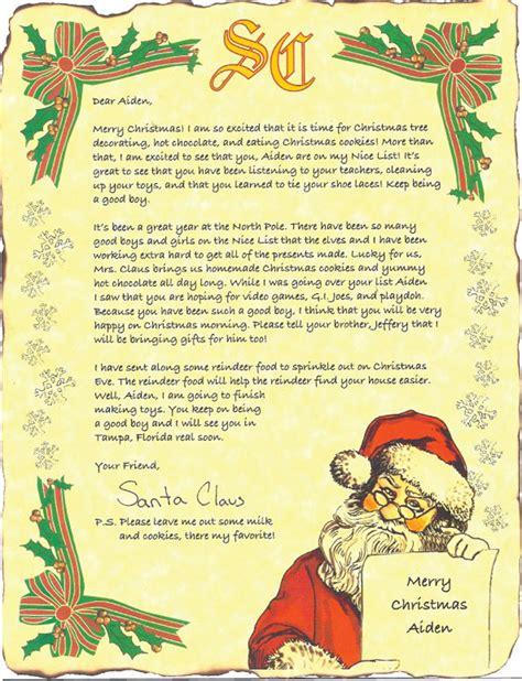 Santa Letters Shark Tank