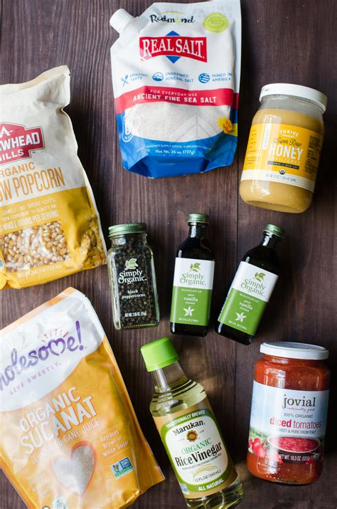 Organic Pantry Staples by Thrive Market Haul Buttered Side Up
