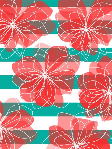 Coral Camellia 1 camelia coral and turquoise canvas print by allison
