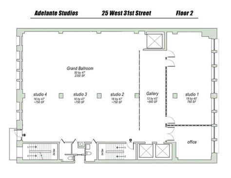photography studio floor plans studios floor plan