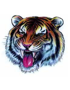 bengal tiger tattoo free design ideas