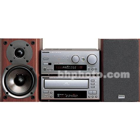 onkyo mc35tech component shelf system mc35tech b h photo