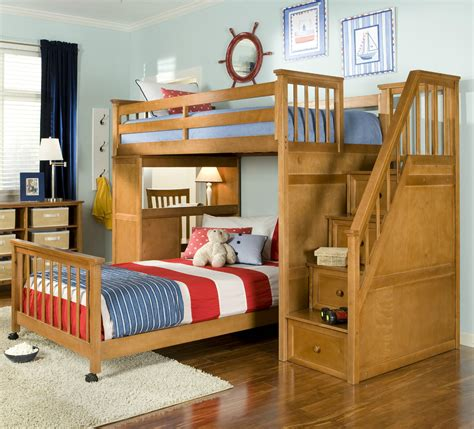 L Shaped Loft Bunk Beds 21 Top Wooden L Shaped Bunk Beds With Space Saving Features Clever Design Wheels And Drawers