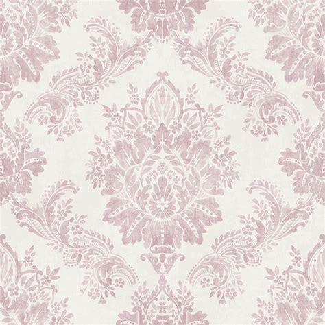 motif pattern wallpaper rasch bloomsbury damask pattern floral motif metallic