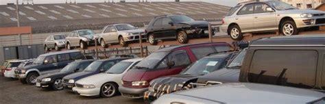 salvage cars  japan
