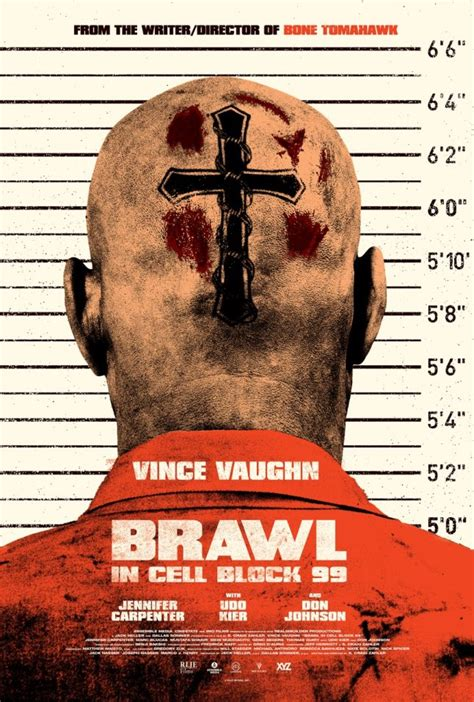 Block Home Plans by Brawl In Cell Block 99 Reveals Official Poster