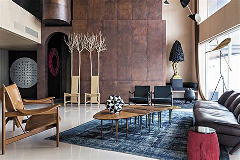 Shah Interiors by Forbes India Magazine Print