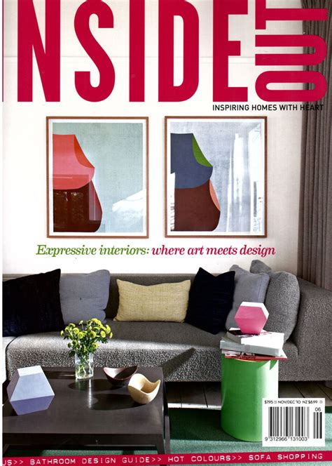 Corian Stockists Insideout November December 2010