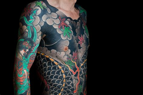 irezumi tattoos 28 irezumi hannya session chronicink