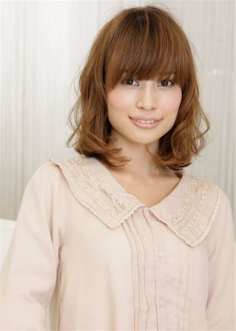 medium bob hairstyles japanese medium length japanese hairstyle hairstyles weekly