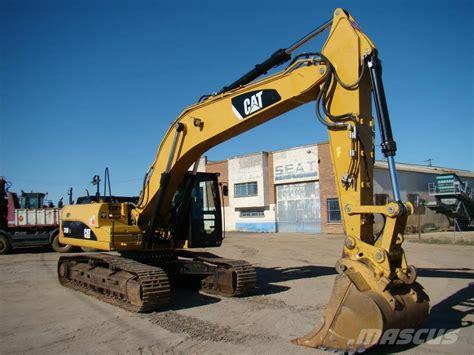 caterpillar  dln crawler excavators year   sale mascus usa