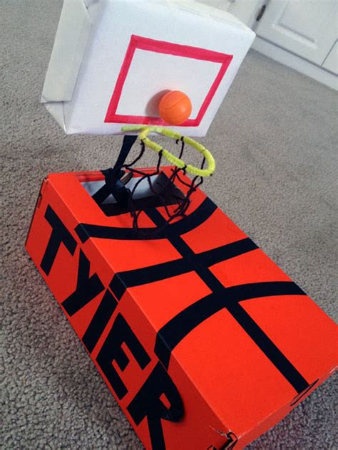 valentines gift for basketball player 29 adorable diy box ideas pretty my