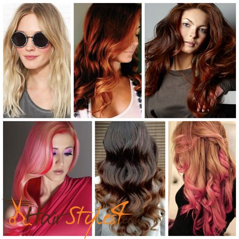 2015 hair colour trends wela hair color trends for 2016 hairstyles4 com