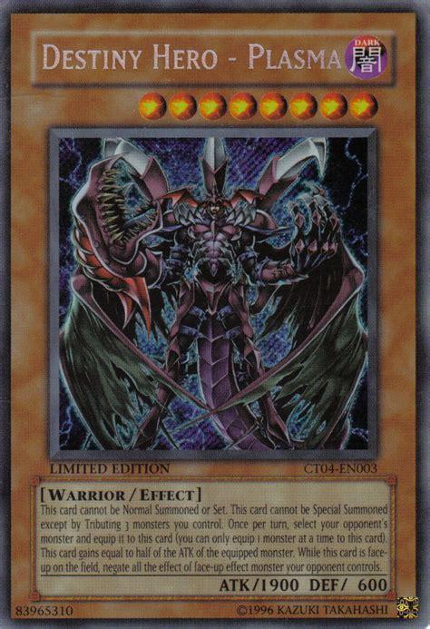 Kartu Yugioh Destiny Plasma yugioh gx destiny plasma