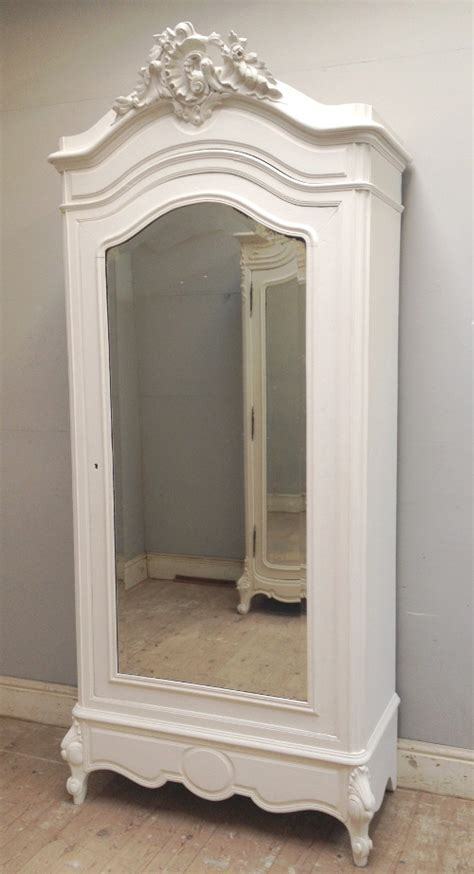 rococo armoire if4239 antique french rococo single armoire