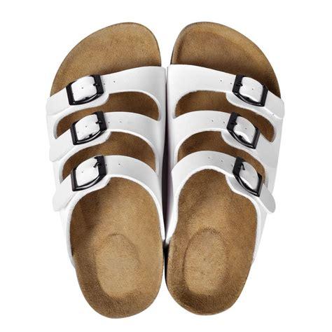 Sepatu Docmar 3 Unisex Size 2 vidaxl co uk white unisex bio cork sandal with 3 buckle straps size 38