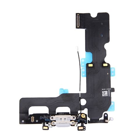 replacement for iphone 7 plus charging port flex cable grey alex nld