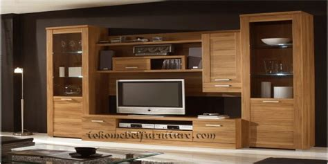 Lemari Tv Olympic Furniture contoh meja tv home design idea