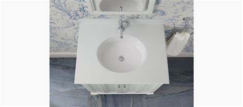 kohler verticyl oval undermount sink standard plumbing supply product kohler verticyl 174 k