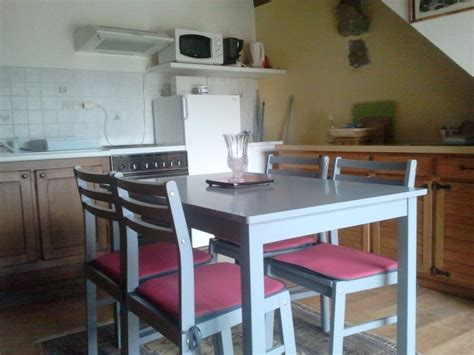 cuisine lannion maison vacances lannion location 3 personnes marc le joncour