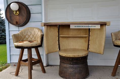 Barrel Table And Chairs by Whiskey Barrel Table And Chairs Uk Beneficial Whiskey