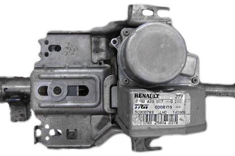 Len Reparatur by Renault Modus Servolenkung Reparatur