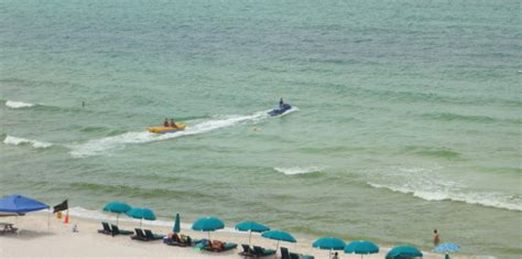 fan boat rides panama city florida banana boat rides in panama city beach florida