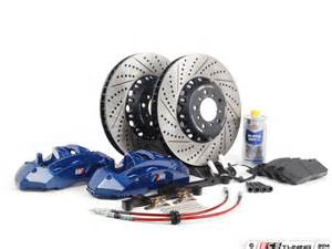Bmw F10 Brake System Ecs 004038ecs01kt Front 6 Piston Big Brake Kit 382x36mm