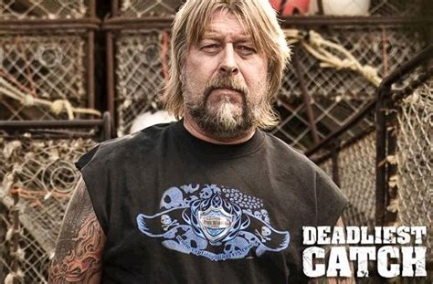deadliest catch favorite capt phil harris voted discovery channel deadliest catch captain phil harris