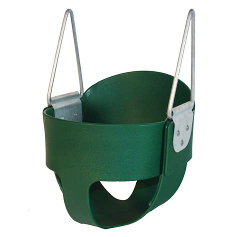 Kidwise Full Bucket Swing Without Chain Multiple Colors