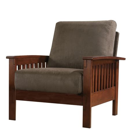 Mission Arm Chair Design Ideas Marlin Mission Inspired Arm Chair Tradition Styles At Sears
