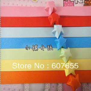 Discount Paper Crafts - wholesale cheap 950pcs lucky origami folding