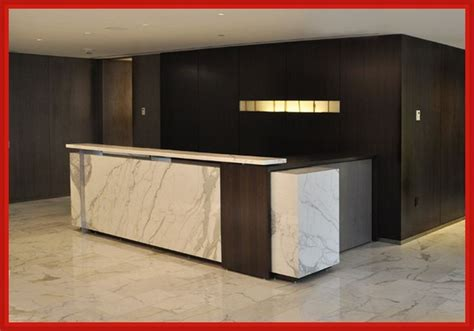 Marble Reception Desk Modern Marble Reception Desk Design Recepcja Pinterest Receptions Reception Desks And Marbles