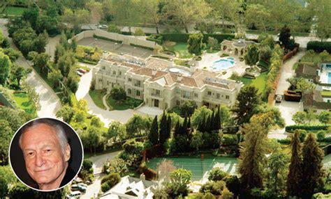 famous houses in la celebrity homes la playboy mansion kendal jenner
