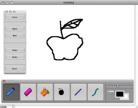 7 Drawing Apps by 5 Simple Drawing Applications For Mac Make Tech Easier
