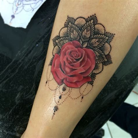 pinterest rose tattoos mandala more pins like this one at