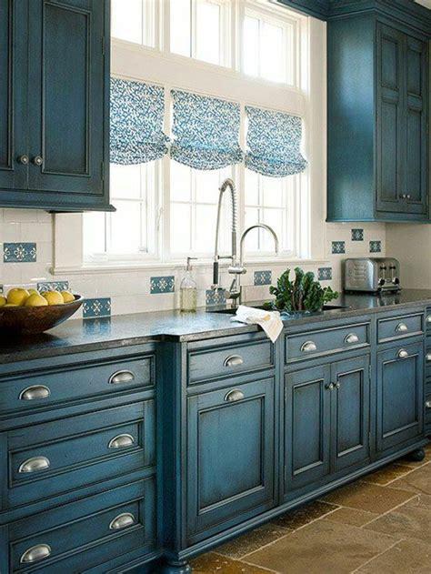 cuisine en bleu les 25 meilleures id 233 es concernant repeindre meuble