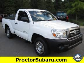 Used Toyota Trucks For Sale Almost Brand New 2010 Used Toyota Tacoma Truck For Sale In