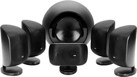 bowers wilkins mt 60d 5 1 home cinema speaker system