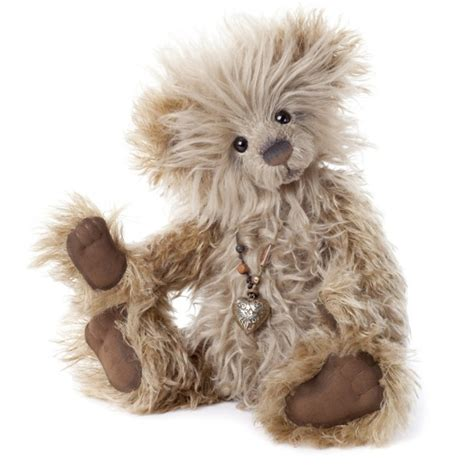 tattycoram  charlie bears isabelle collection charlie