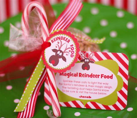 amanda s parties to go free reindeer food tags