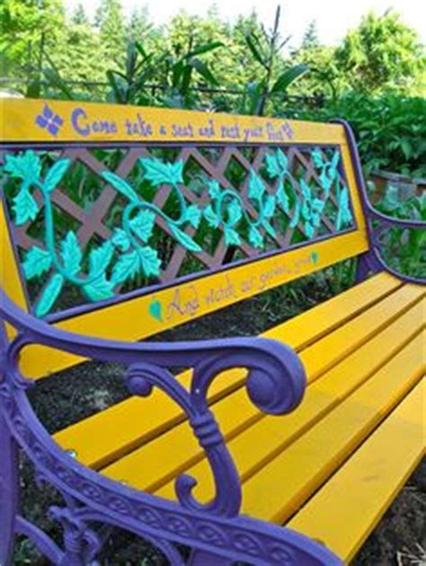 repaint park bench on park benches garden benches and benches