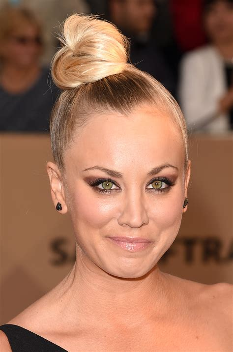 penny big bang bun onlyonaol kaley cuoco s big bang she s fearless and