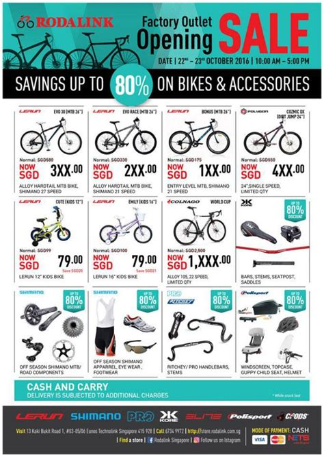rodalink indonesia looking for a new bike take a look at rodalink new