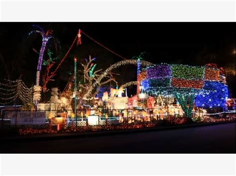 christmas light displays in milton florida light displays 2017 what to before you go st pete fl patch