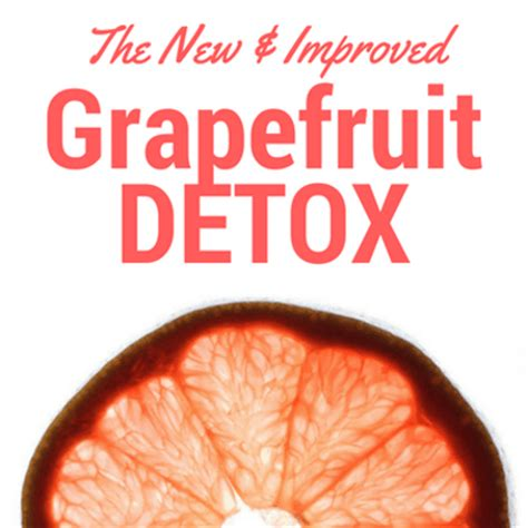7 Day Grapefruit Detox For Weight Loss by 7 Day Grapefruit Detox