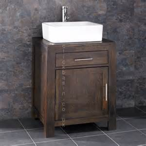 bathroom basins and cabinets alta solid wenge oak single door bathroom basin cabinet