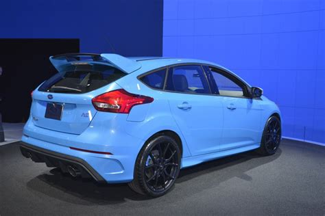 2016 Focus Rs Horsepower by 2016 Ford Focus Rs Coming With 345 Horsepower